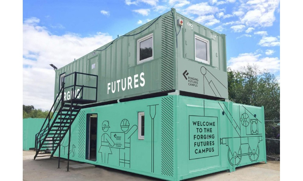 Forging Futures offers a golden repair for the young people of Leeds